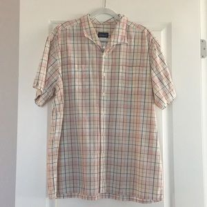 Patagonia button-down shirt